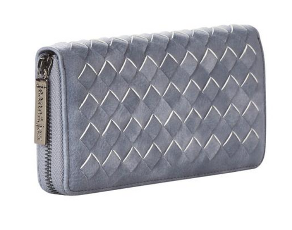 Jeane and Jax Woven Wallet