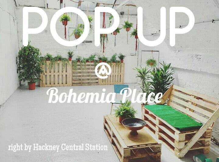 Bohemia Place Pop Up