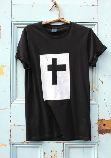 BOOM CROSS ETHICAL T-SHIRT (SAMPLE)
