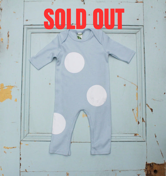 BOOM CIRCUS ETHICAL BABY GROW