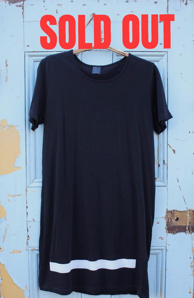 BOOM DONE 24 ETHICAL T-SHIRT DRESS
