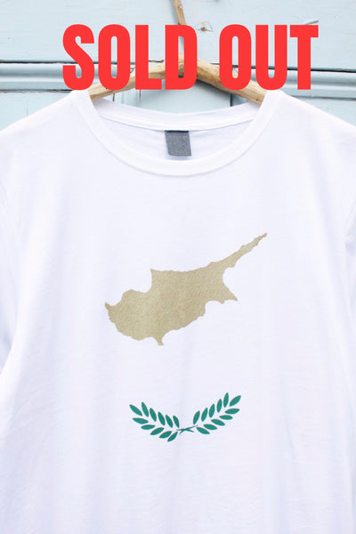 BOOM CYPRUS ETHICAL T-SHIRT