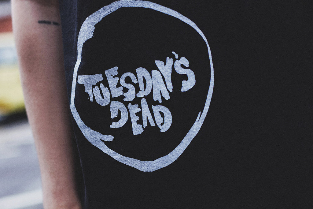 'Tuesday's Dead' Ethical T-Shirt