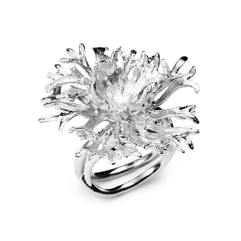 Load image into Gallery viewer, Milleporina Coral Ring (H)