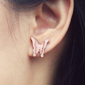 Load image into Gallery viewer, A good begin earrings - Rose Gold (13)