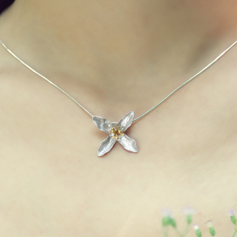 Load image into Gallery viewer, Be Always Blooming Necklace (17)