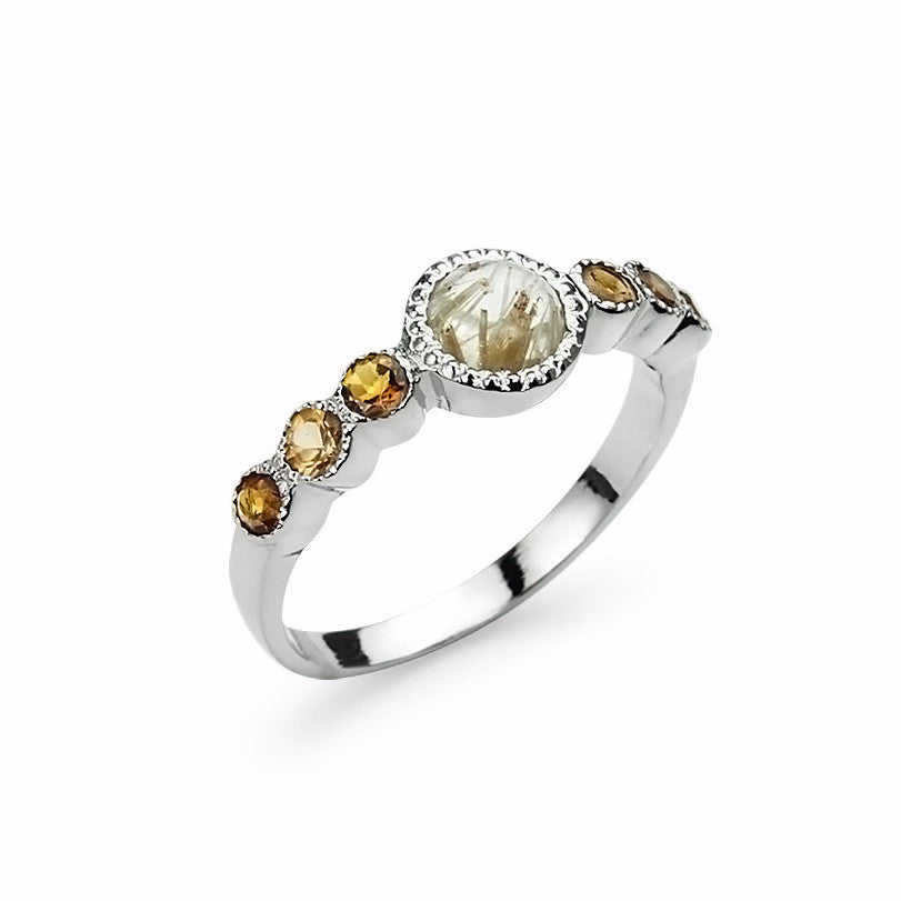 Golden Dream Ring