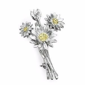 Dreamful Sunflower Brooch