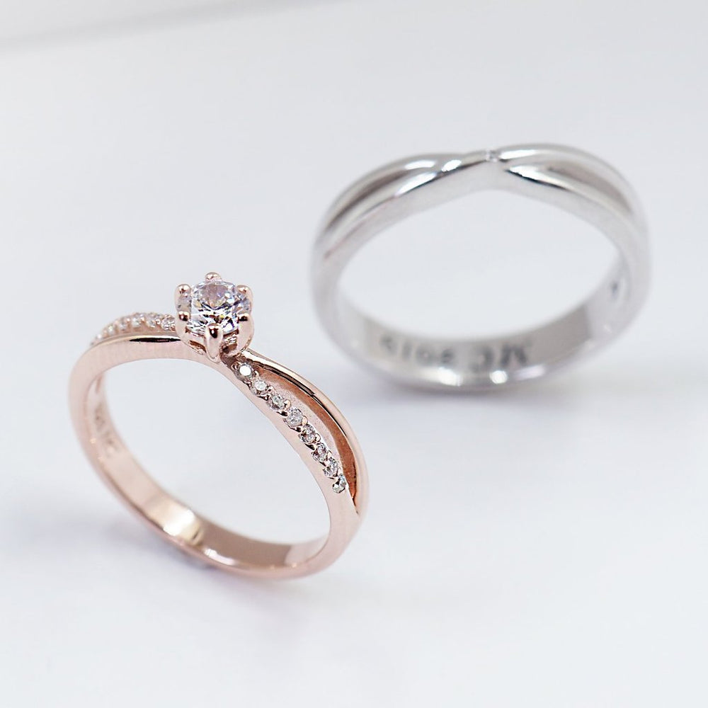 Until Infinity Couple Ring (2019) - Female (PK)