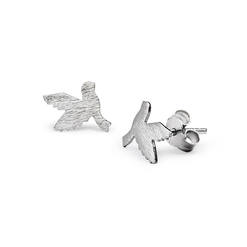 Load image into Gallery viewer, Free Bird Earrings - (90)
