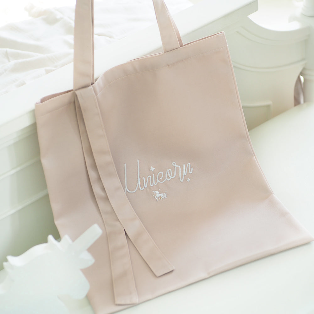 Magical Silky Bag - Golden Spell