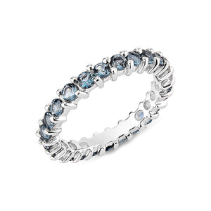 Night Sparkling Ring - London Blue (Pre Order)