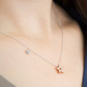 Twinkle Little Star Necklace (PK)