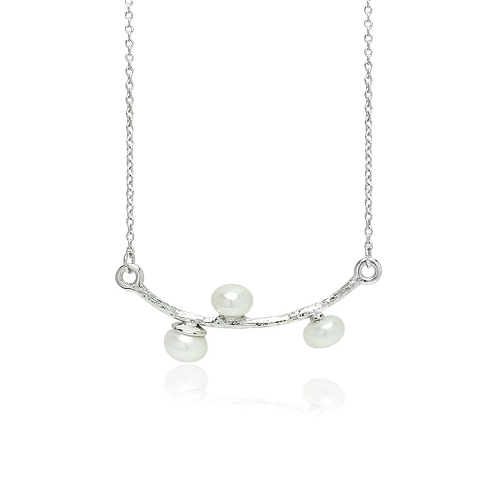 Load image into Gallery viewer, Snowy Day Necklace