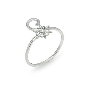 Little Snowflake Ring