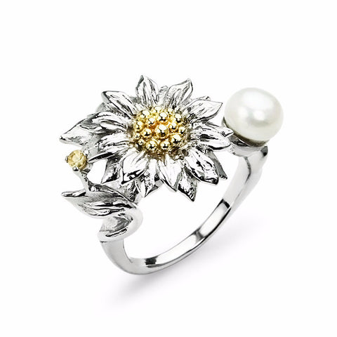 Always Dream of Sun Cocktail Ring