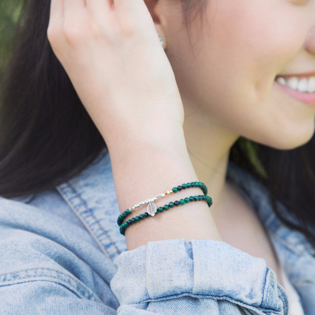Make It Green Bracelet