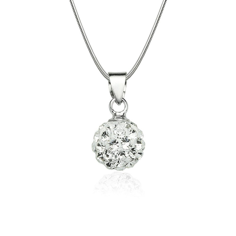 Load image into Gallery viewer, Sparkling Winter Necklace
