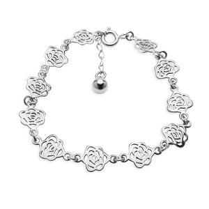 Load image into Gallery viewer, Elegant Shadow Bracelet (Silver)