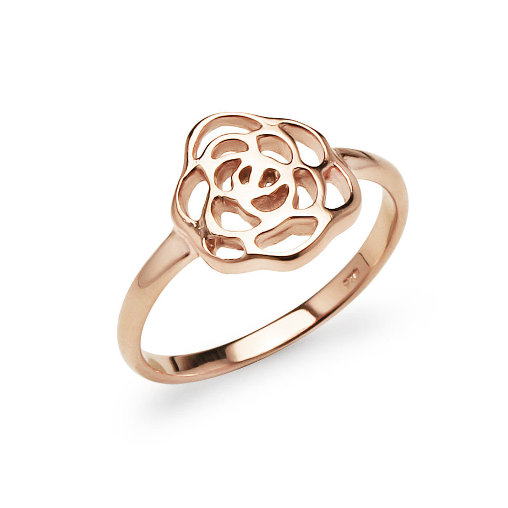 Load image into Gallery viewer, Elegant Shadow Ring (Rose Gold)