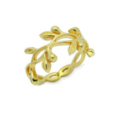 Olive Wreath Ring (G)