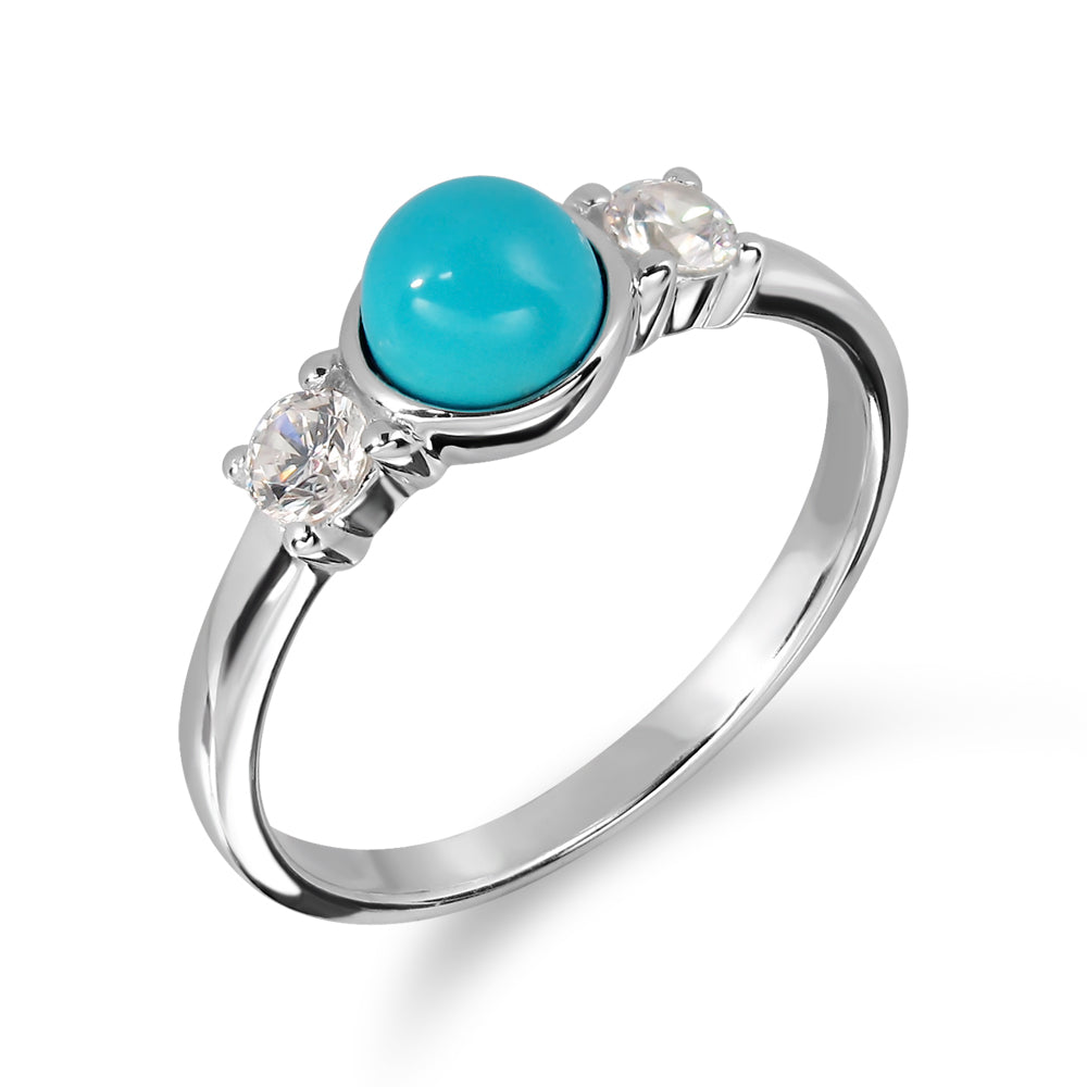 Rich in Bliss Turquoise Ring