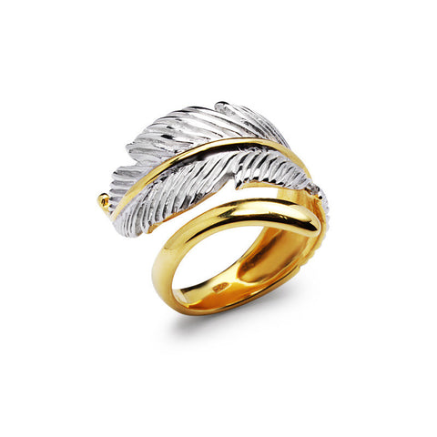 Angel Trace Ring (2 Tones) - 94