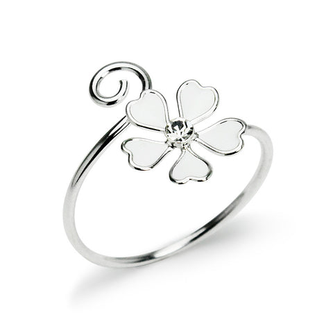 White Tender Love Ring (28)