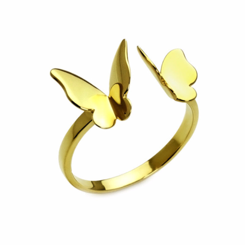 Little Change Ring - Gold (15.6)