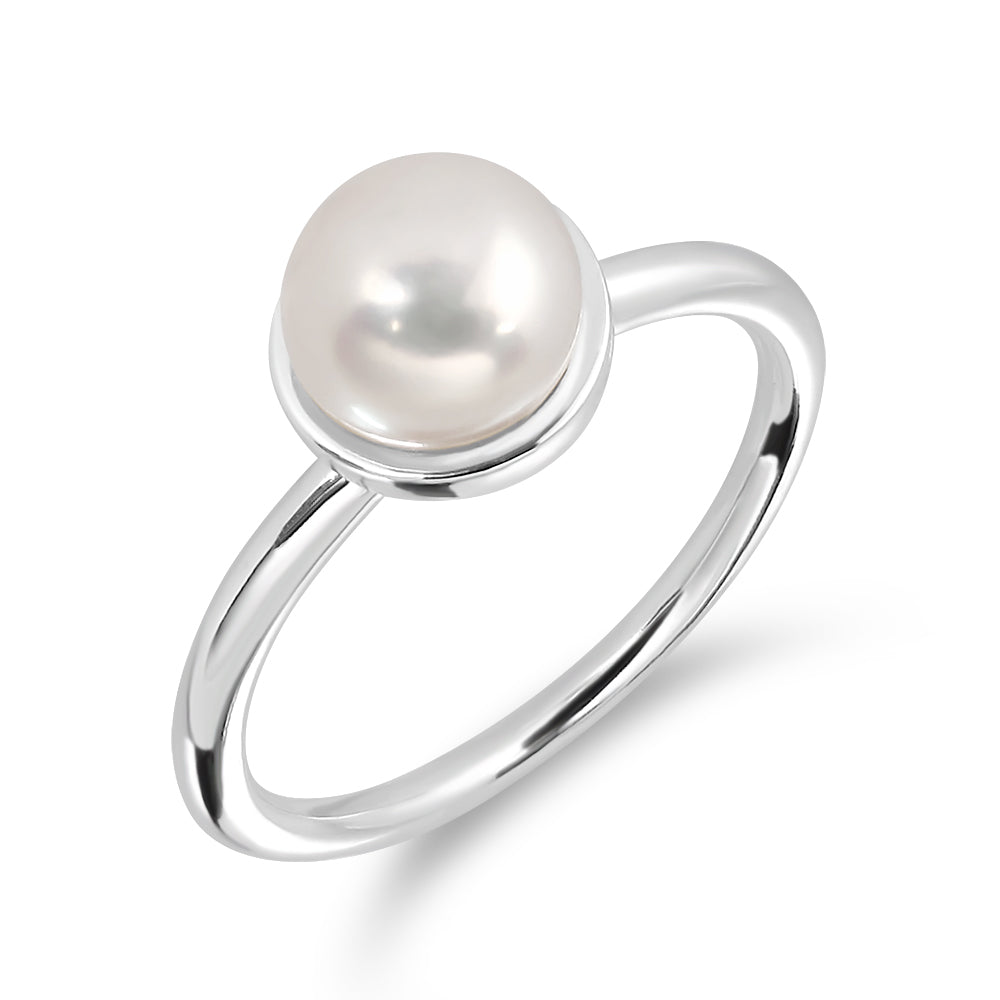 Classy Pearl Ring