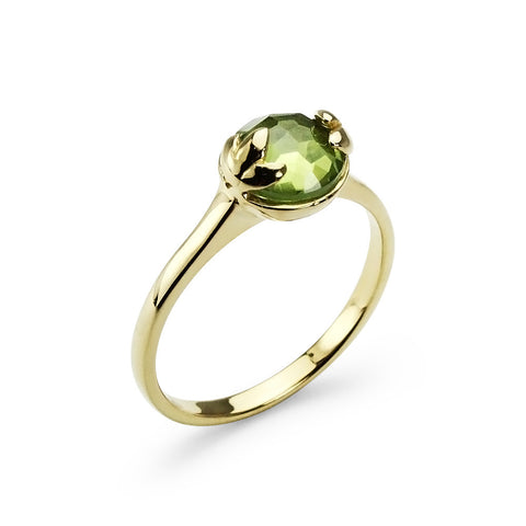 Friday | Lucky Me Peridot Ring