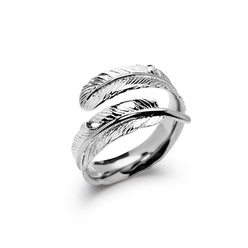 Little Angel Trace Ring - (95)