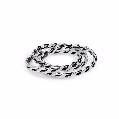 Triple Twist Ring (59)