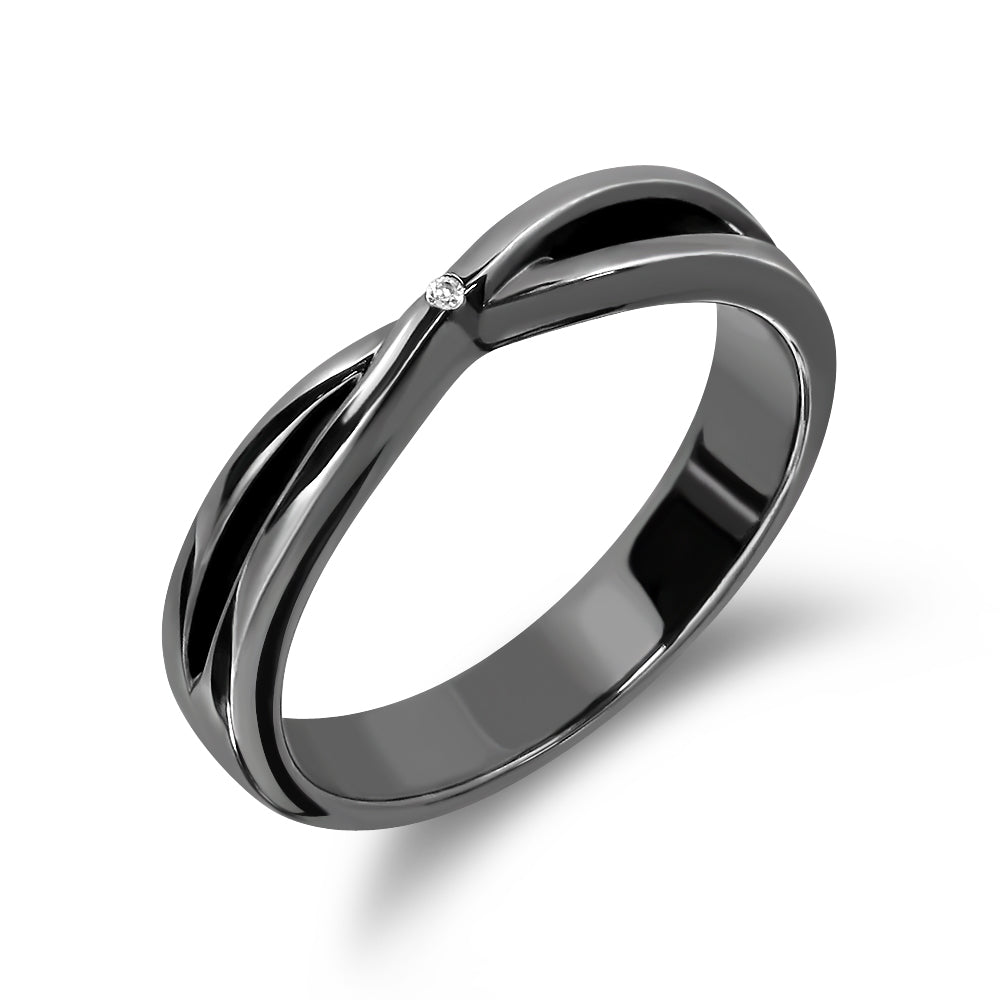 Load image into Gallery viewer, Until Infinity Couple Ring (2019) - Male (BRD)