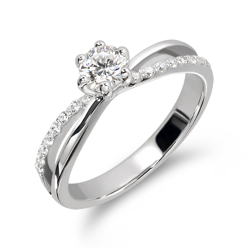 Until Infinity Couple Ring (2019) - Female (RD)