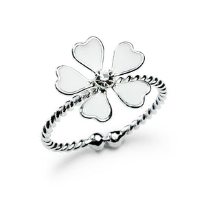 Load image into Gallery viewer, Love 5 Petals Ring (26)