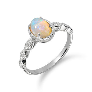 Load image into Gallery viewer, Tiara of Hope Ring