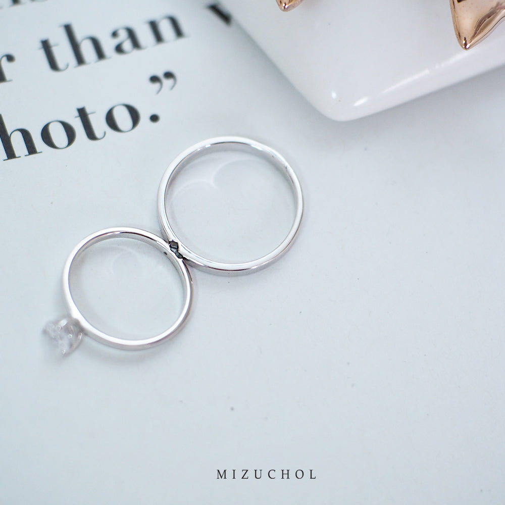 Load image into Gallery viewer, Mini Heart Ring - Female (RD)