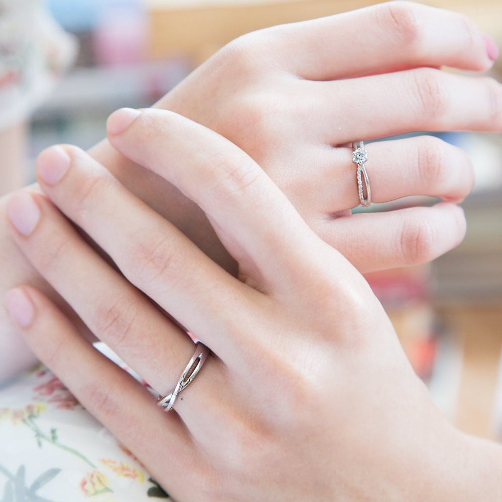 Promotion | Until Infinity Couple Ring (2019)