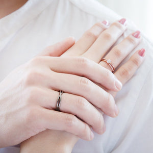Until Infinity Couple Ring (2019) - Male (BRD)