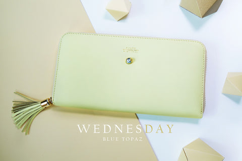 Wednesday Wallet