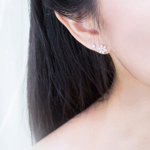 Little Snowflake #M Earrings