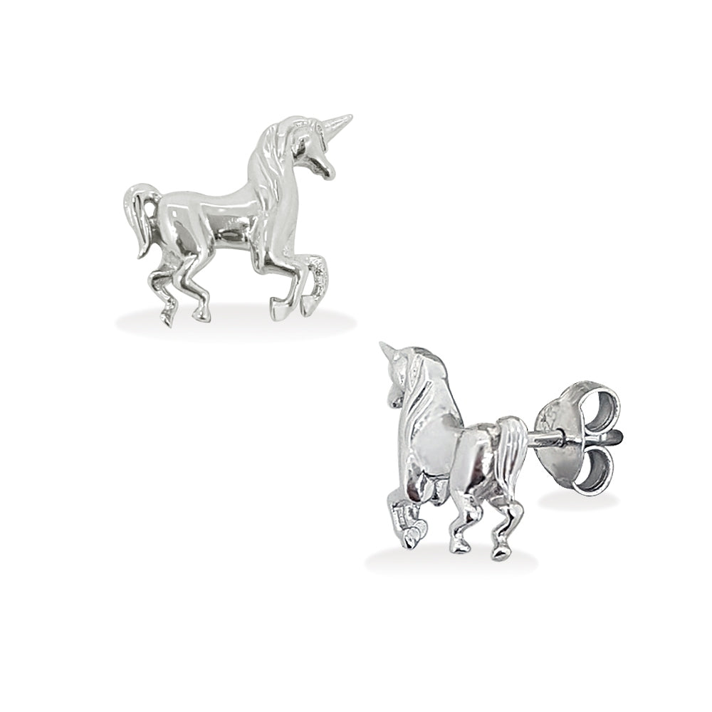 Dreamful Unicorn Earrings (RD) - 2 styles
