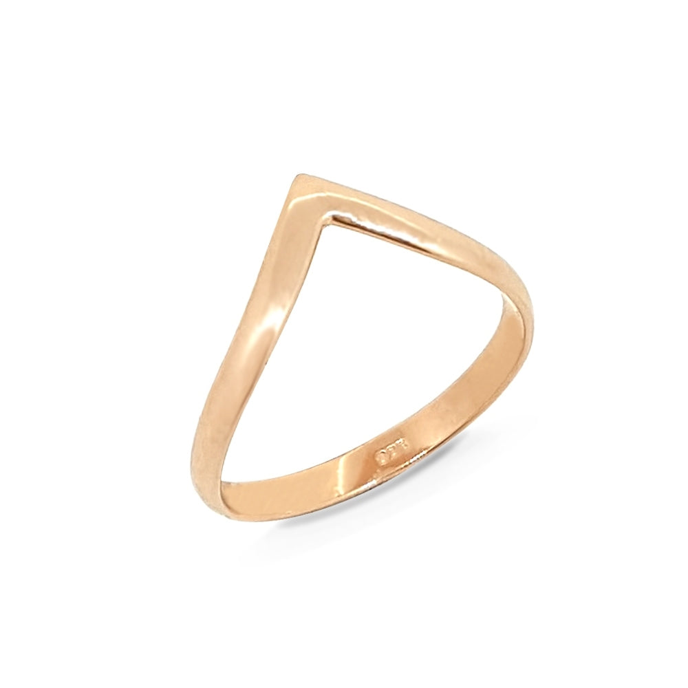 Load image into Gallery viewer, Modern Horn Midi Ring (PK)