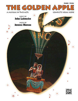Moross, Jerome - The Golden Apple - Broadway Vocal Score (English)