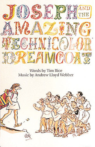 Lloyd Webber, Andrew - Joseph and the Amazing Technicolor Dreamcoat - Opera Vocal Score (English)