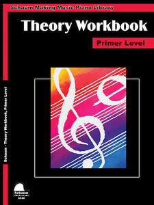 Schaum, Wesley - Theory Workbook, Primer Level - Piano Method Series*