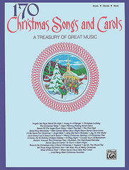 170 Christmas Songs and Carols PVG