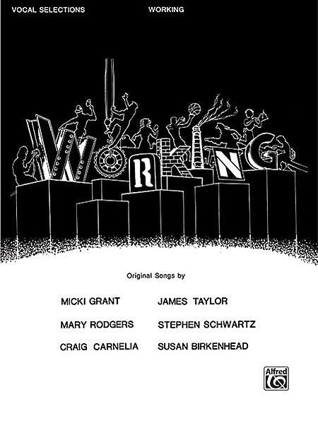Working: Vocal Selections