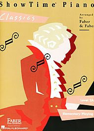 ShowTime Classics Level 2A Faber Piano Adventures Book